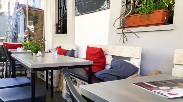 Terrazza - Contesto Caffè, Roma