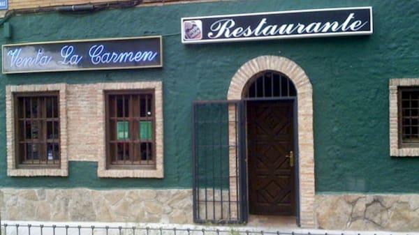 Vista fachada - Venta La Carmen, Móstoles