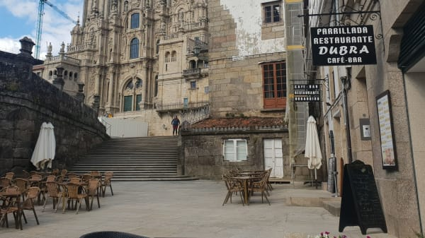 Terraza - Dubra, Santiago de Compostela