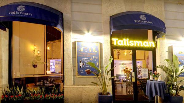 Entrada - Talisman Bistro Bar, Barcelona