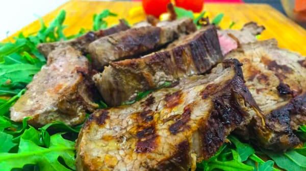 Suggerimento dello chef - Stuzzico, Marsala