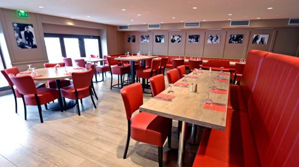 Salle du restaurant - Le Verdi, Lyon
