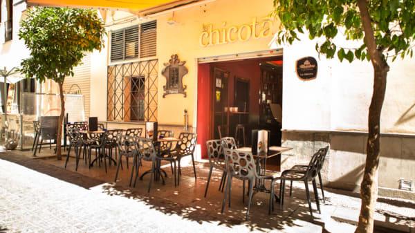 La Chicotá, Granada
