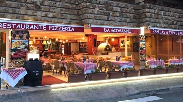 Restaurante pizzeria Da Giovanni - Da Giovanni, Tossa De Mar