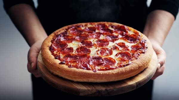 Suggestion du Chef - Pizza Hut - Klarabergsgatan, Stockholm