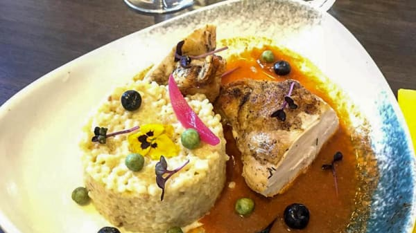 Suggestion du chef - L' Orangerie, Béziers