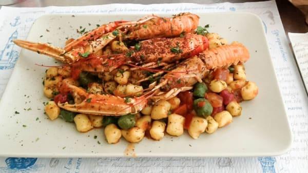 Suggerimento dello chef - La Terrasse, Savona