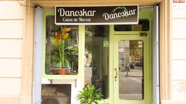 Entrada - Danoskar, Barcelona