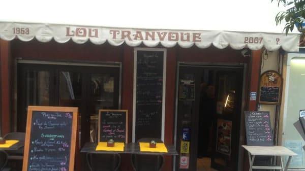 Restaurant - Lou Tranvoue, Nice