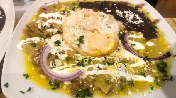 Sugerencia del chef - Entre Amigos Restaurante-Café-Música, Mexico City