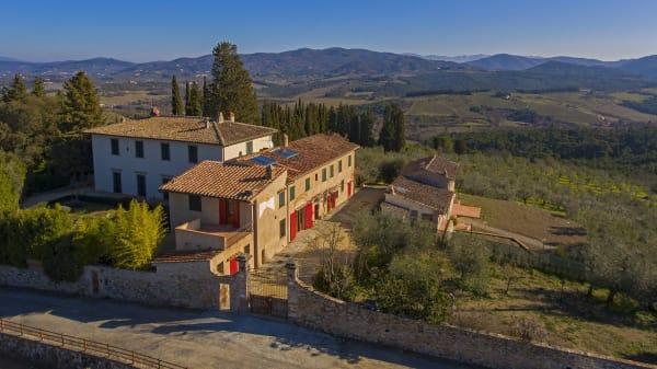 Agriturismo Ulivello in Chianti, Greve In Chianti