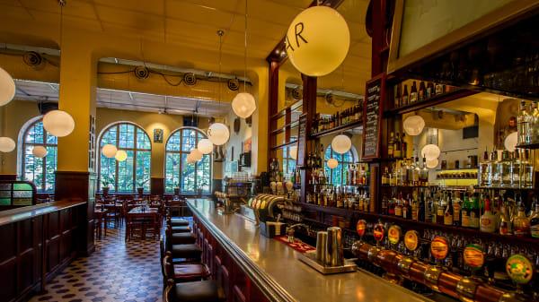 Rum - Kvarnen, Stockholm