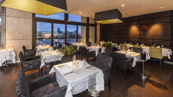 Se7en Oceans Gourmetrestaurant, Hamburg