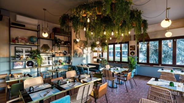 Vista sala - Beefour Grill Pizza&Restaurant, Osnago