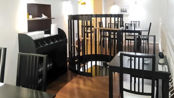Salle de l'Etage - La Table des Insolents, Paris