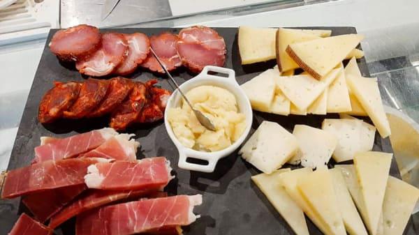 Sugestão prato - Tap the sea - Lisboa, Lisbon