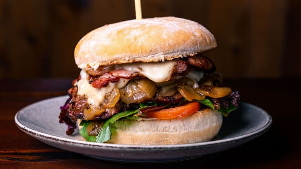 Course's Suggestion - Burger Foundry, St Morris (SA)