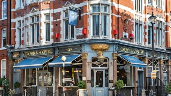 The Crown & Sceptre, London