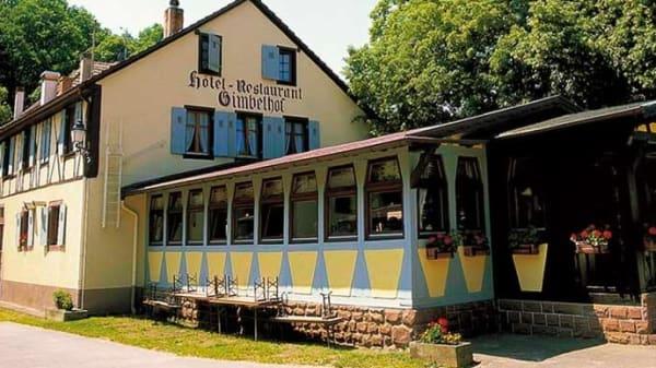 Restaurant - Hotel Restaurant Gimbelhof, Lembach