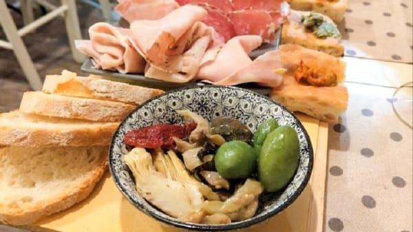 Suggerimento dello chef - Officina dei Gusti, Montemurlo