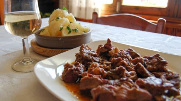 Sugerencia del chef - El Sombrerito, Vilaflor