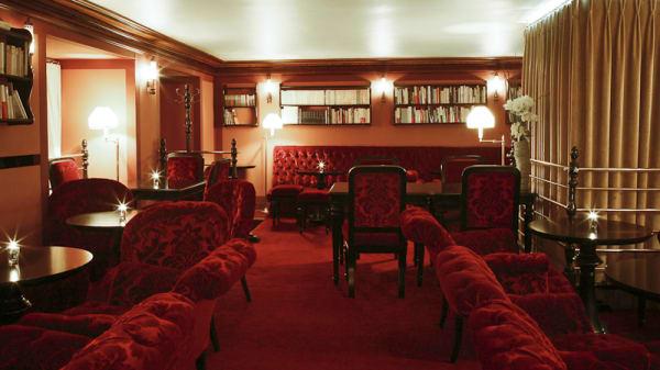 Vue salle - Le Cercle, Paris