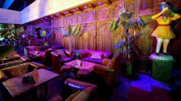Terraza Discoteca Bombay - Hawai Bombay, Madrid