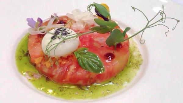 Sugerencia del chef - Mas Folch, Constanti