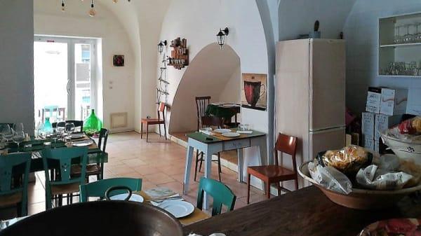 Vista sala - Carlito's, Foggia