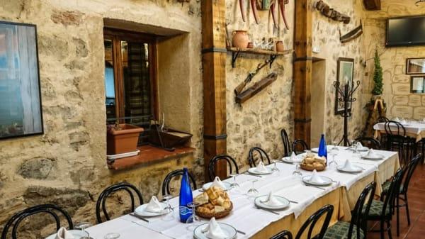 Vista comedor - Venta Hontoria, Segovia