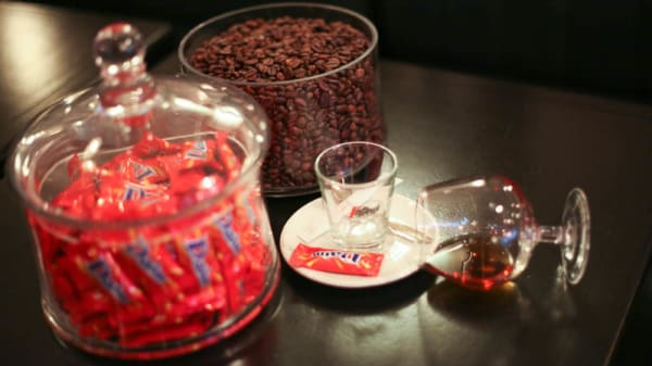 Café - Le Dax, Paris