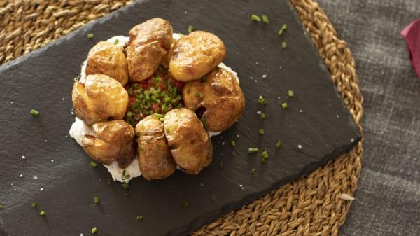 Sugerencia del chef - Chivi Restaurant, Campos