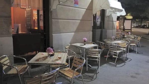 Esterno - Buffa & Pappa Sardisch Pub e Pizza, Turin