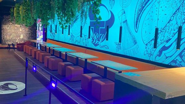 Toro Burger Lounge Design, Madrid