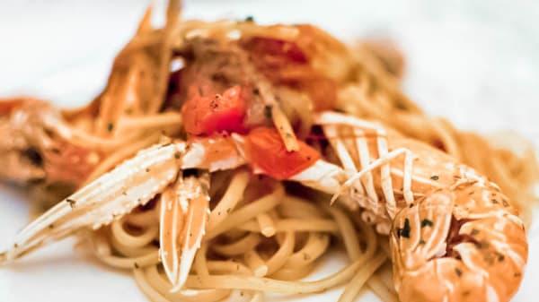 spaghetti - Nero di Seppia, Rome