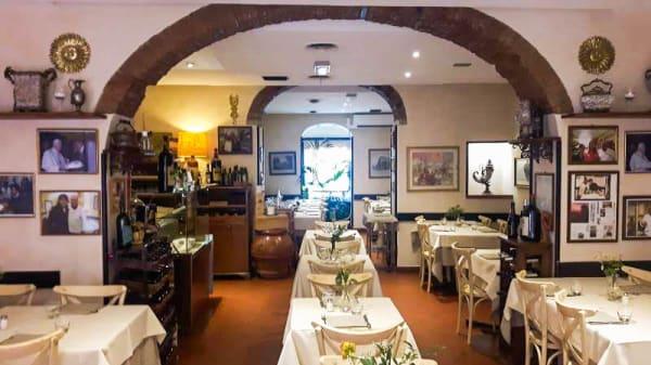Vista sala - Da Lino, Firenze