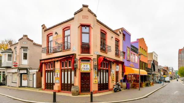 Het restaurant - Que Pasa Streetfoodbar, Zaandam