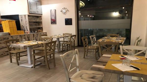 Vista sala - Gerardiello gastronomia pizzeria, Salerno