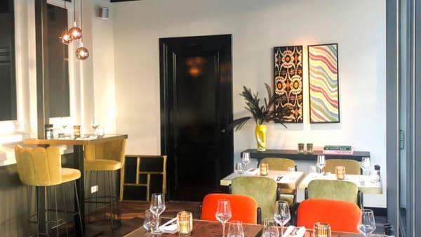 Het restaurant - WesterVilla, Ámsterdam