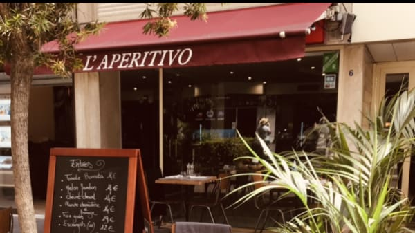 6 rue Massenet - L'Apéritivo, Nice