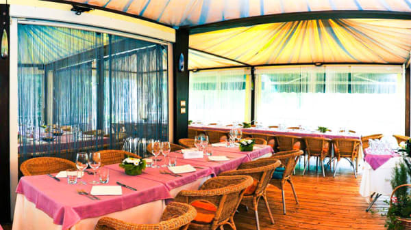 Particolare sala - Zenzero Biorestaurant, Roma