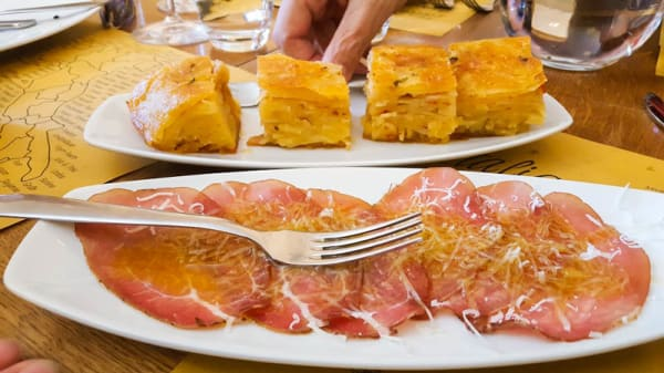 Suggerimento dello chef - Magnatum La Degusteria, Longobardi, Calabria