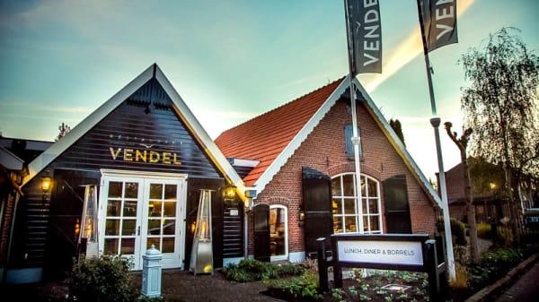 Ingang - Restaurant Vendel, Veenendaal
