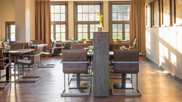 Het restaurant - Fletcher Boutique Hotel Duinoord, Wassenaar