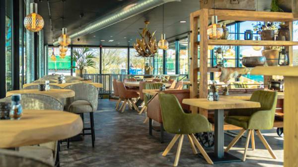 Het restaurant - Boot013, Tilburg