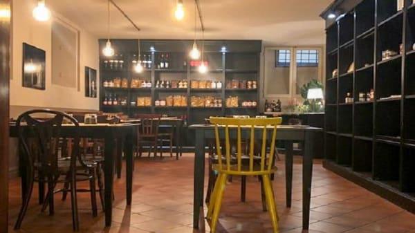 Veduta dell interno - Incucina Cafè & Bistrot, Bologna