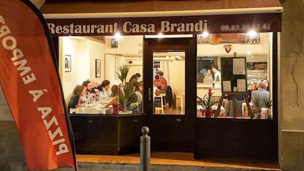 Pizzeria Casa Brandi - Casa Brandi, Marseille