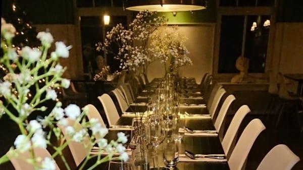 Restaurant Croonenborgh, Kronenberg