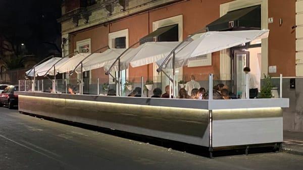 Esterno - Due Pistacchi Restaurant, Catania