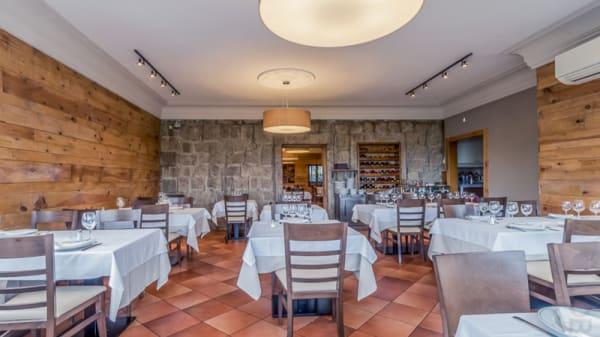 Sala del restaurante - El Paso - Las Rozas, Las Rozas